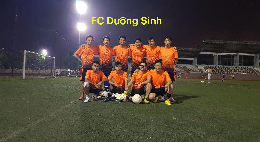 Thành lập đội bóng cho dân văn phòng.