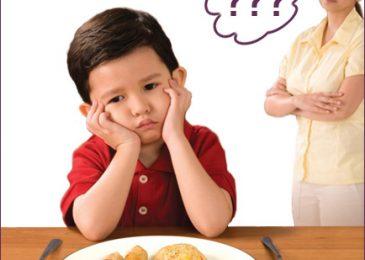 Tại sao trẻ biếng ăn ?