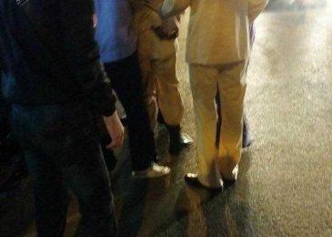 Xác định tài xế tăng ga, tông CSGT Hà Nội rồi bỏ chạy