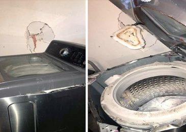 Samsung thu hồi 2,8 triệu máy giặt: Có xảy ra ở VN?