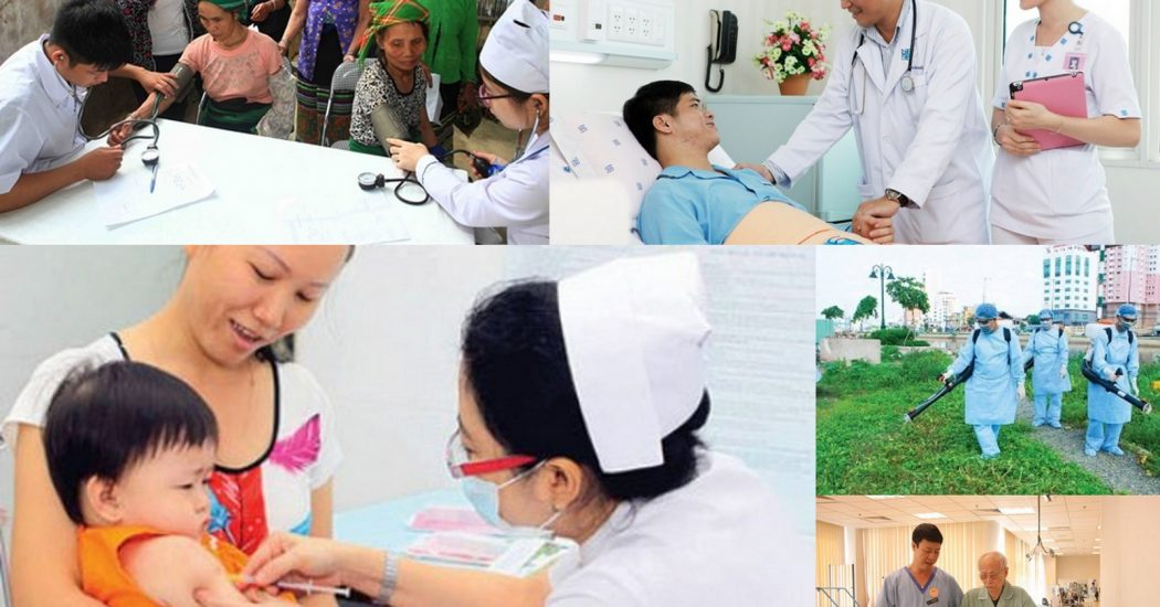 Chăm sóc sức khỏe cộng đồng là gì