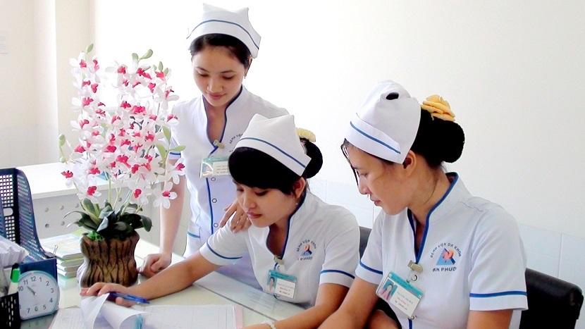 Ngành chăm sóc sức khỏe là gì