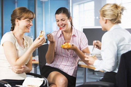 dinh dưỡng cho dân văn phòng