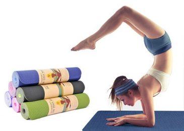 Kinh nghiệm chọn thảm tập Yoga