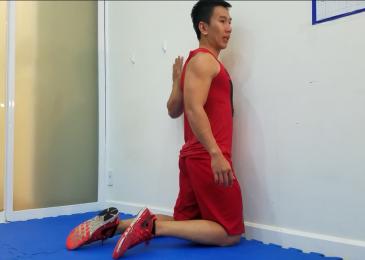 bài tập giãn cơ lưng
