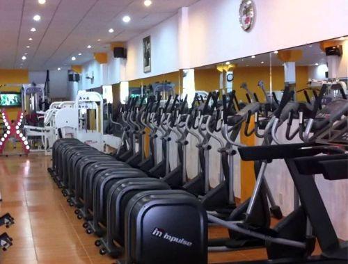 danh sách phòng tập gym ở hải phòng