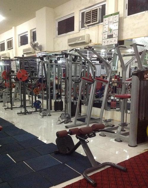 huy hà gym center hải phòng