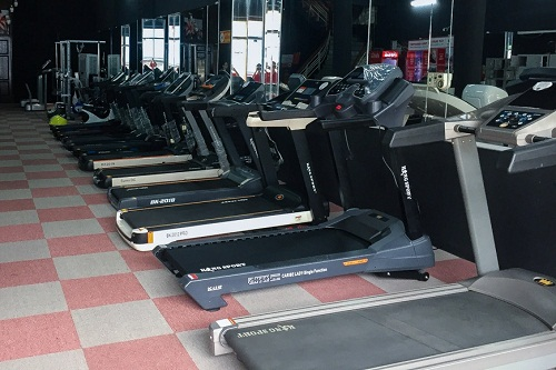 kingsport fitness hải phòng