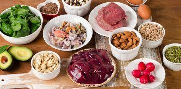 Bệnh thiếu máu nên ăn gì để bổ sung?