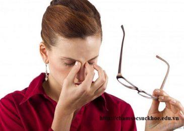 5 biện pháp giúp giảm mỏi mắt đơn giản cho dân văn phòng