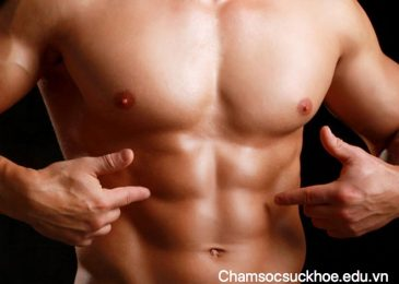 8 phút để có cơ bụng 6 múi – Nguyên tắc để cơ bụng có 6 múi đẹp